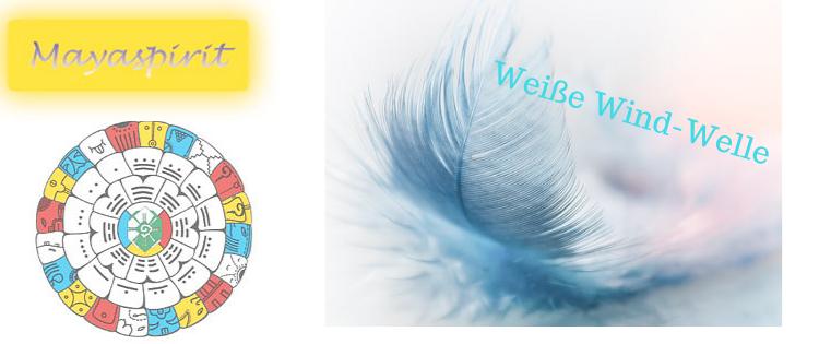 Klarheit mit der Weißen Wind-welle