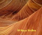 10 Maya-Wellen-Berührungen + deine Maya-Zeichen-Erklärung